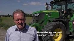 Statement von Hans-Georg Hermes (Landwirt) zur geplanten Rheinspange