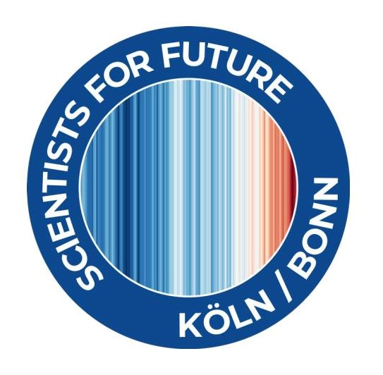 Logo Scientists for Future Köln/Bonn