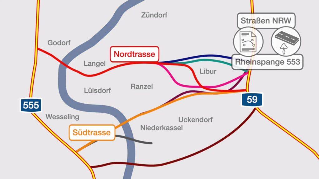 Erklärvideo zur Rheinspange